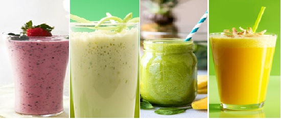 Smoothies especiales
