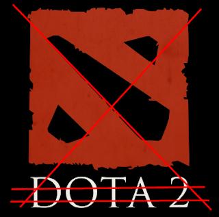 Hilangkan yang berbau DOTA 2
