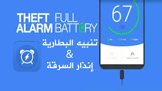 Full Battery & Theft Alarm apk download