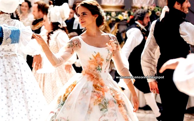 New Stills Of Emma Watson In Beauty And The Beast