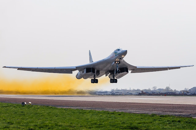 Russian Tupolev Tu-160 The Bomber