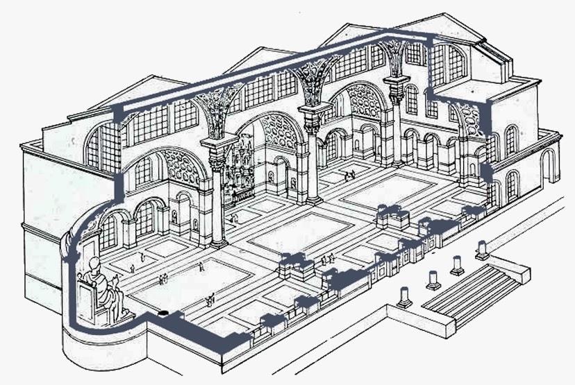 Populair Romeinse cultuur: Romeinse bouwkunst @GZ38