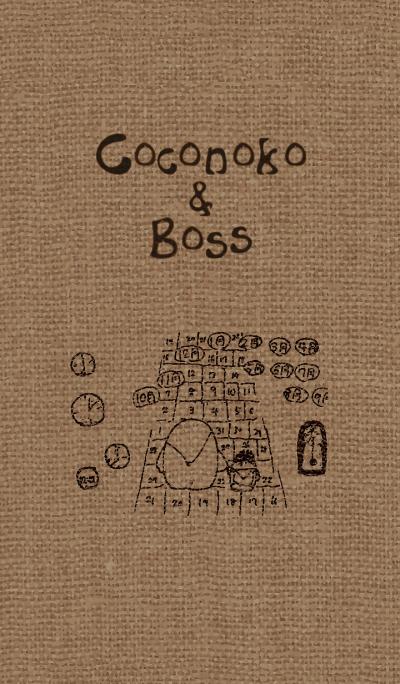 Coconoko & Boss