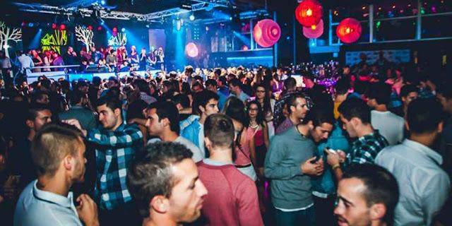 Balada Sala Noise em Valência