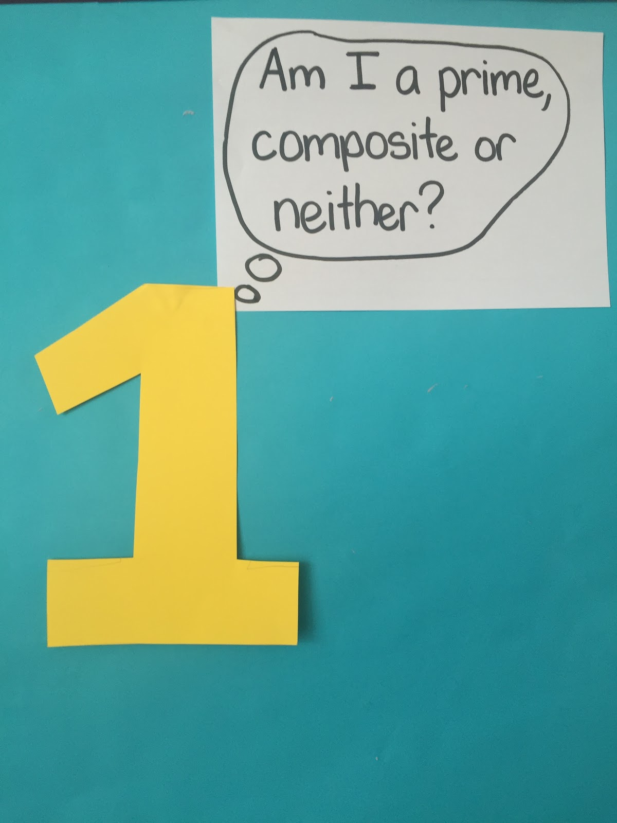 Enquiry-Based Maths: What are you 1? - Prime? Composite? Or ...