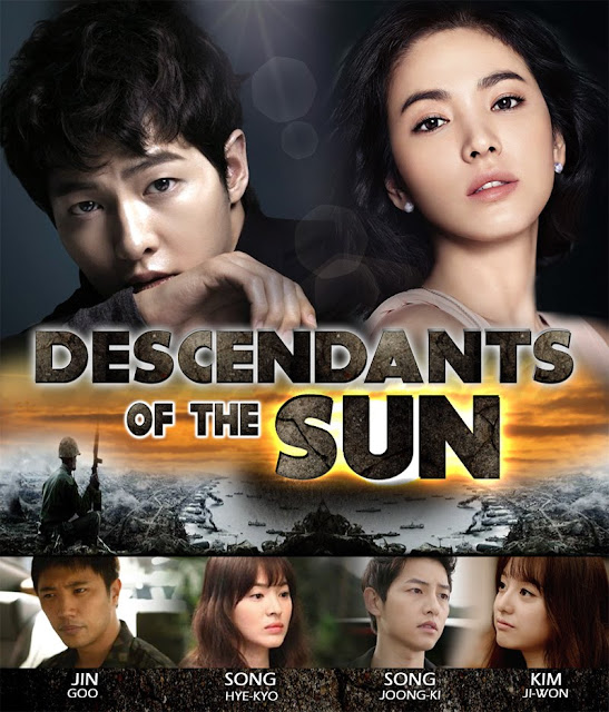 descendants of the sun lea azleeya