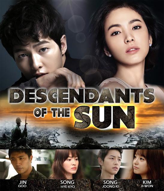 descendants of the sun lea azleeya