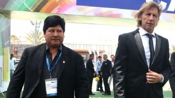 Detienen a presidente de la Federación Peruana de Fútbol