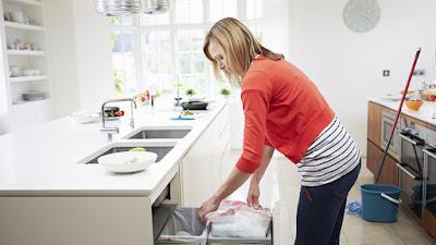 افضل طريقه لتنظيف المطبخ