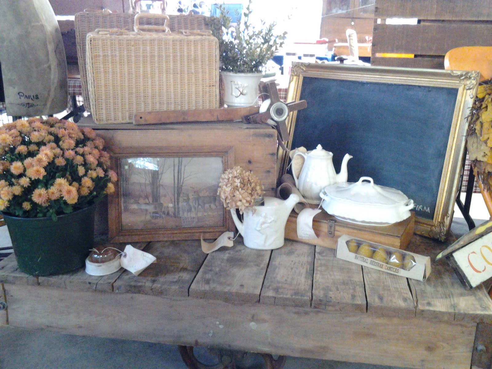 caledonia vintage marketplace