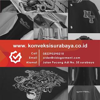 Pabrik Konveksi Surabaya