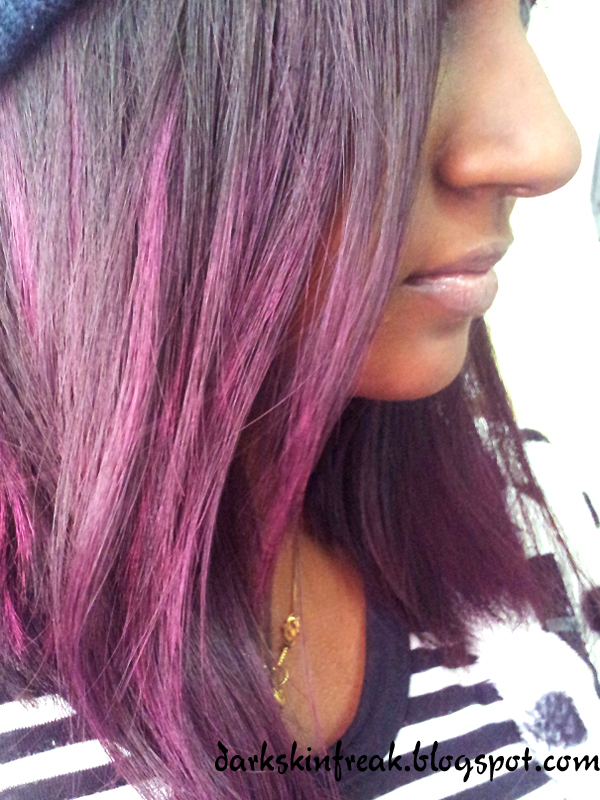 Tony Moly Berry Trendy Hair Color Tint Review Crazy Pink My