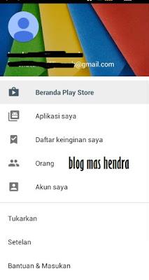 Penampakan My App - Blog Mas Hendra