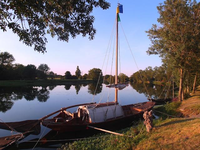 sommar i Loiredalen