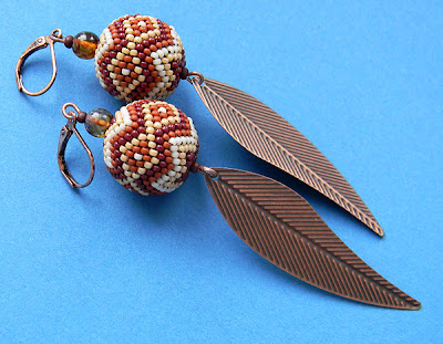 ethnic beaded bead earrings beadwork seed bead jewelry anabel blog