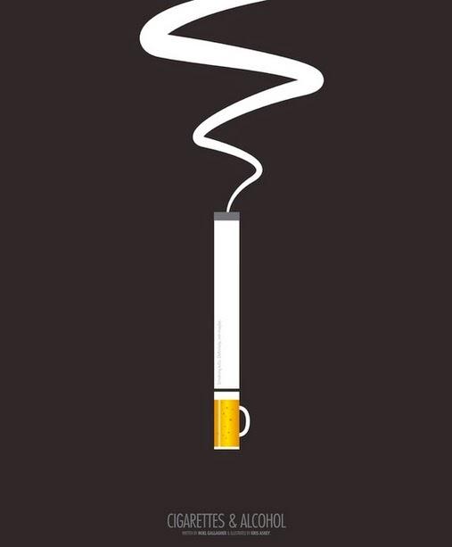 Su questo siccome ho smesso di fumare il blog per bere