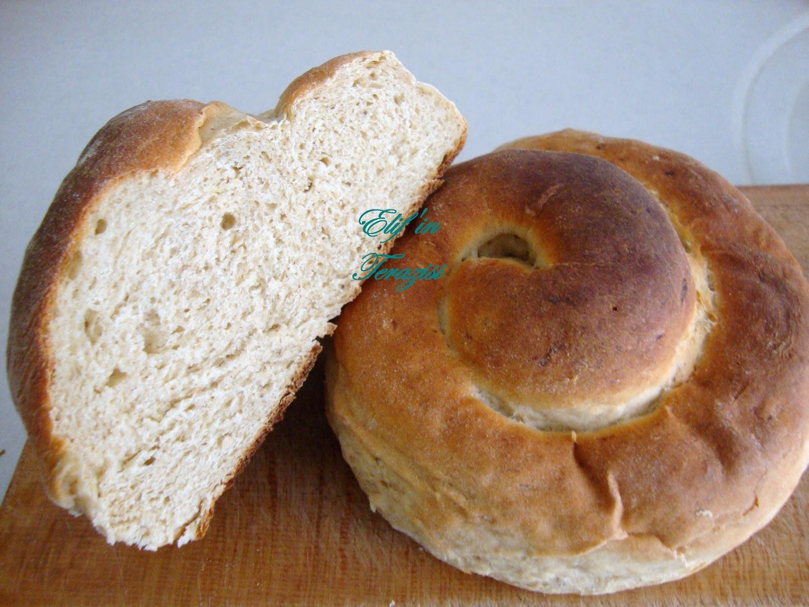 Ekmek Tarifleri ile Etiketlenen Konular