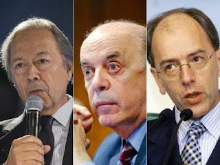 STF desarquiva ações contra ex-ministros do governo FHC