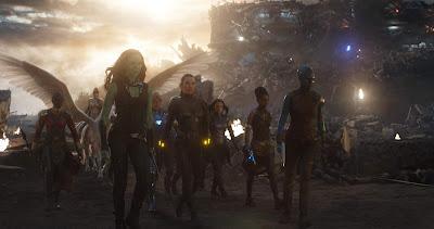 Avengers Endgame Image 1
