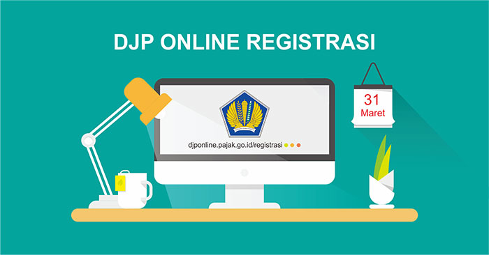 DJP Online Registrasi