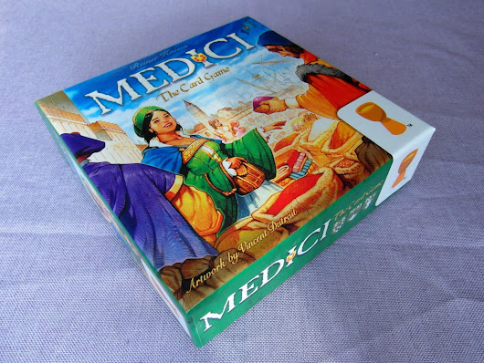 Medici: The Card Game - recenzja