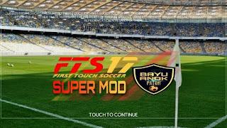 FTS17 Super Mod by Bayu Apk + Data