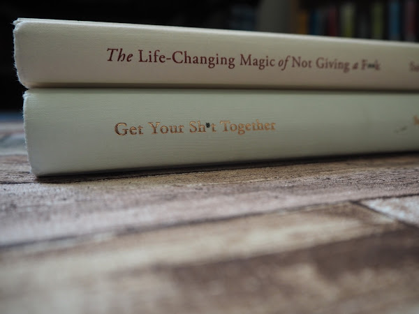 September Reads | The Life-Changing Magic of Not Giving a F*ck