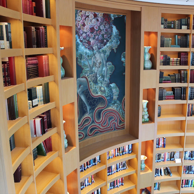 Celebrity Equinox Library