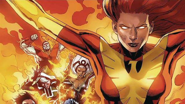 Phoenix Resurrection X-Men Jean Grey