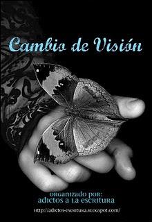 portada de la antología Cambio de visión