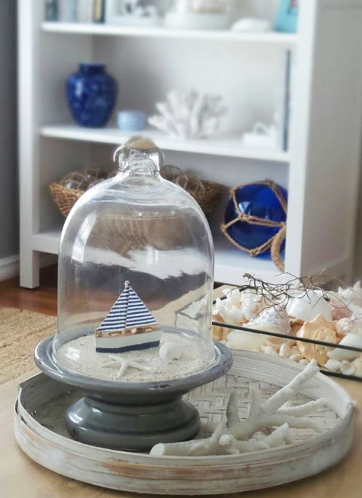 Cloche Display Vignette Ideas