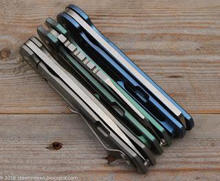 Fura Gear titanium flippers: Slimfoot, Warhound and 5 Holes