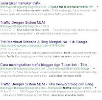 jasa tukar menukar trafik