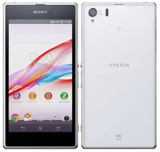 Tutorial Flashing (Instal Ulang) Sony Xperia Z1 (SOL23)