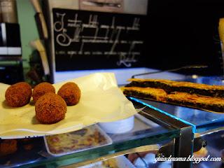 """restaurante barato trastevere roma guia portugues 2 - Restaurantinho """"por quilo"""" em Trastevere"""