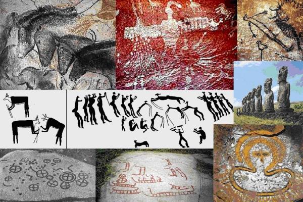 #Arte Pré-histórica