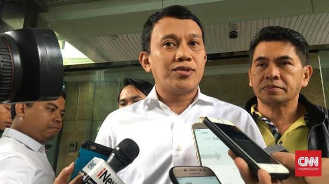 Kubu Jokowi Soal Celoteh Andi: Pengusung Prabowo Tak 'Happy'