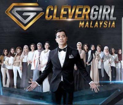 Clever Girl Malaysia, 2017, Musim Ke-2, 14 Peserta Wanita, 14 Negeri, Ain Wakil Pahang, Tersingkir, Minggu Pertama, Hos, Pengacara Clever Girl Malaysia, Alif Satar, Game Show, Soalan Kuiz,