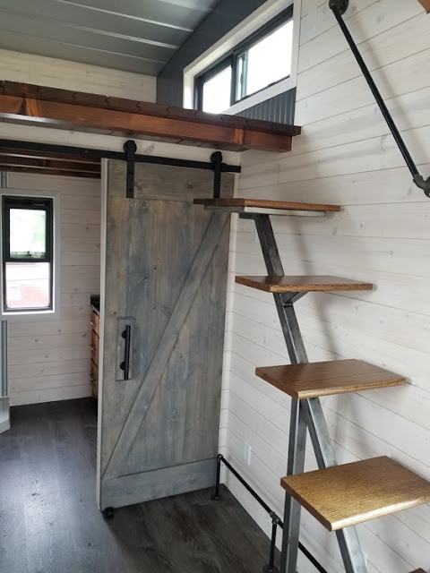 Fredericksburg Tiny House
