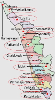 12 new Taluks in Kerala