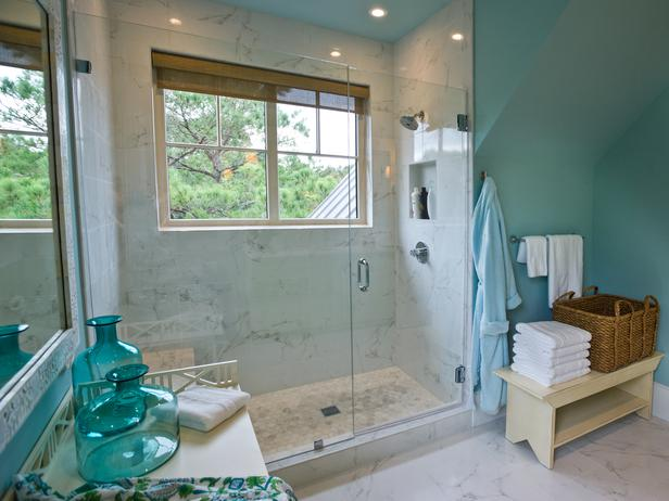 Modern Furniture: Twin Bathroom Pictures : HGTV Dream Home ...