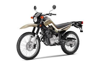 Yamaha XT250 Model Year 2018