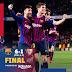 Barcelona Knockout Sevilla 6 - 1 To Book 9th successive Copa Del Ray Semis (photos)