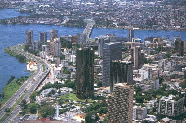 Abidjan, Maior cidade da Costa do Marfim