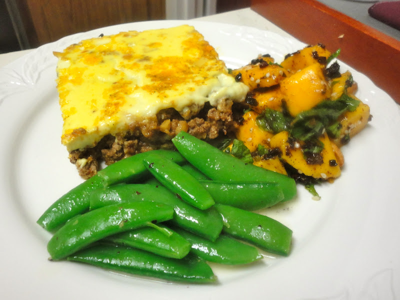 Out Of Africa Two Marcus Samuelsson Recipes Bobotie With Mango