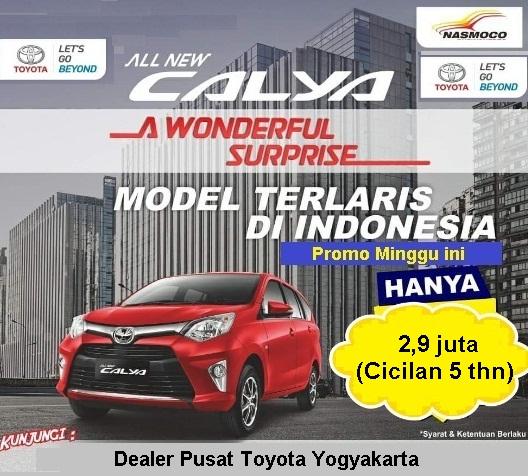 Harga Grand New Avanza 2017 Jogja Buku Panduan All Kijang Innova Kredit Toyota Sienta Calya Jogjakarta Dan Promo