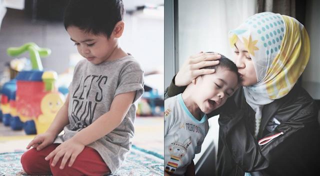 Jawaban Cerdas Alyssa Ketika Anaknya Dihina Punya Gigi Jelek