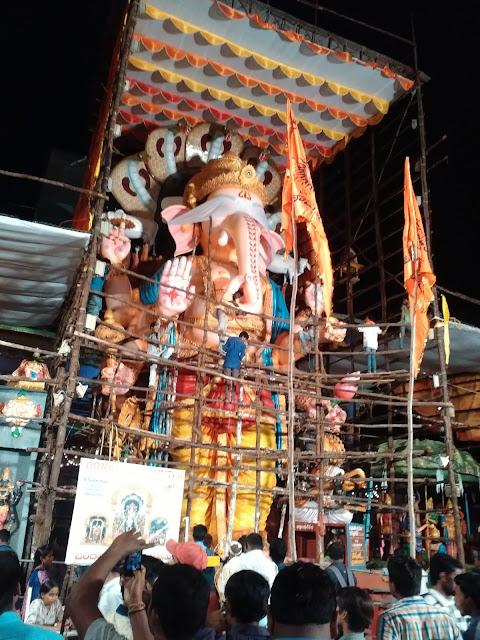 khairatabad ganesh photos 2016