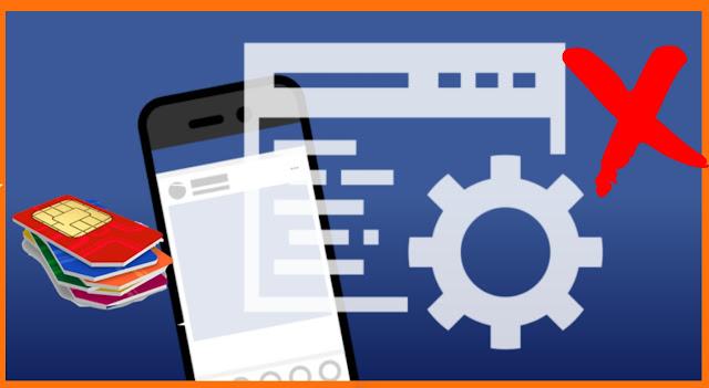 كيفية إنشاء حساب فيسبوك بدون إيميل أو رقم هاتف