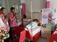 BMH Jateng Kukuhkan 2.330 Sahabat Pasien Sebagai Penerima Manfaat